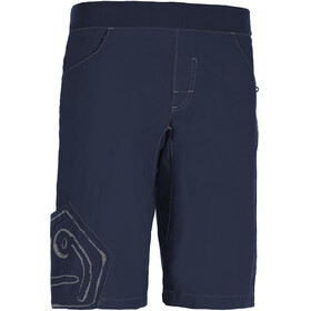 E9 Pentagò Shorts Heren, blue navy